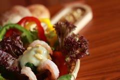 Condimento dell'insalata. Immagini Stock Libere da Diritti