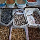 Condimentos e ingredientes Imagenes de archivo