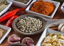 condiments Image stock