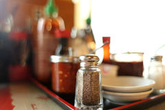 condiments стоковое фото rf