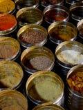 Condiments de nourriture Photos libres de droits