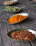 Condiments Stock Photos