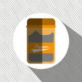 Condiments icon design Royalty Free Stock Photos