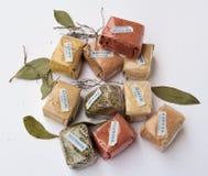 Condiments Stock Image