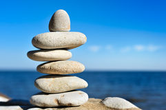 Condição do equilíbrio Imagem de Stock Royalty Free