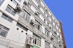 Condioning Gebäudeluft lizenzfreie stockfotos