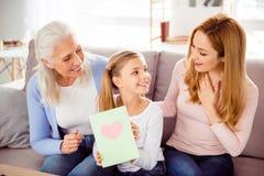 Condition parentale de maternité de parent d'amitié de maman de maman de maman de maternité Photos stock