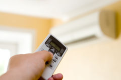 Air conditioning Stock Photos