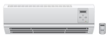 Conditioner. Air conditioner icon  -  web design element Stock Image