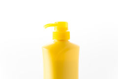 conditioner shampoo bottle Royalty Free Stock Photos