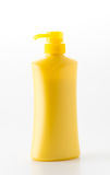 conditioner shampoo bottle Stock Photography