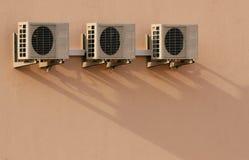 conditioner2 powietrza Zdjęcia Stock