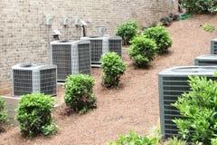 Condizionamento d'aria Immagini Stock