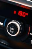 Condizionamento d'aria dell'automobile Immagine Stock Libera da Diritti