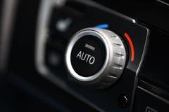 Condizionamento d'aria dell'automobile Fotografia Stock Libera da Diritti