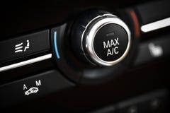 Condizionamento d'aria dell'automobile Immagini Stock Libere da Diritti