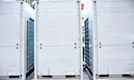 Condizionamento d'aria variabile di frequenza Fotografie Stock Libere da Diritti