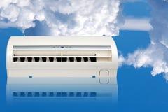 Condizionatore d'aria Fotografia Stock Libera da Diritti