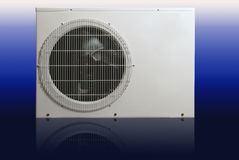 Condizionatore d'aria Immagine Stock Libera da Diritti