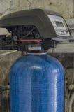 Condizionatore dell'acqua ed altre componenti Fotografie Stock Libere da Diritti