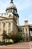 Condizione Campidoglio Building3 dell'Illinois Fotografia Stock Libera da Diritti