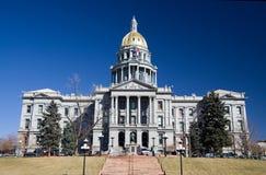 Condizione Campidoglio del Colorado Immagini Stock Libere da Diritti