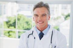 Condizione carismatica di medico immagine stock libera da diritti