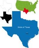 Condizione del Texas, S.U.A. royalty illustrazione gratis