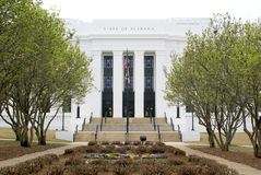 Condizione dell'edificio di Alabama Fotografia Stock