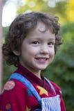 Condizione della bambina fotografia stock