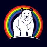 Condizione di Big Bear Immagine Stock Libera da Diritti