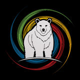 Condizione di Big Bear Fotografia Stock Libera da Diritti