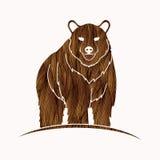 Condizione di Big Bear Fotografie Stock