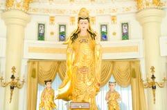 Condizione di Kuan Yin Fotografia Stock