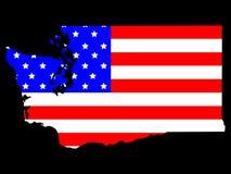 Condizione di Washington Fotografie Stock Libere da Diritti