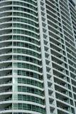 Condo. A close up shot of an apartment building Royalty Free Stock Photos