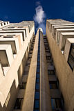Condo building. In Skopje,Macedonia Royalty Free Stock Photo