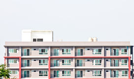 Condo Building Stock Image