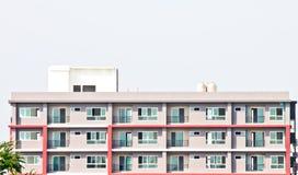 Condo Building Stock Image