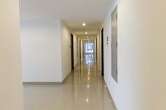 Condo indoor design. A condo indoor design building Royalty Free Stock Images