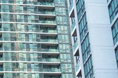 Condo patterns Stock Images