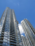 Condo Towers Stock Photos