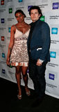 Condola Rashad, Orlando Bloom Stock Images
