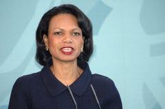 Condoleezza Rice stock photo