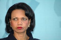 Condoleezza Rice Royalty Free Stock Photos