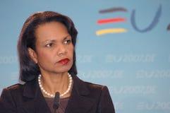 Condoleezza Rice royalty free stock image