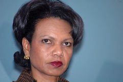 Condoleezza Rice Stock Image