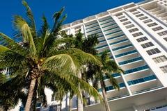Condomínio de Miami imagem de stock