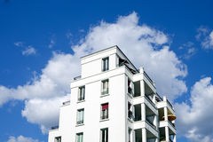 Condomínio em Berlim Imagens de Stock