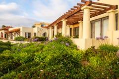 Condomínios beira-mar Fotos de Stock Royalty Free
